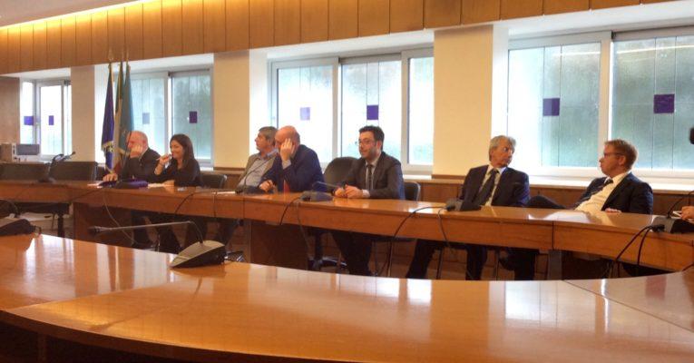 """Buschini confermato Presidente della Commissione Bilancio: """"Ringrazio i colleghi, proseguiremo il processo di riforma della Regione Lazio"""""""