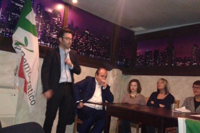 Presentato a Ceccano il forum politico Think Dem. Parola d'ordine: rinnovamento