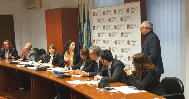 Frosinone, Regione Lazio: un comitato tecnico per crisi occupazionale