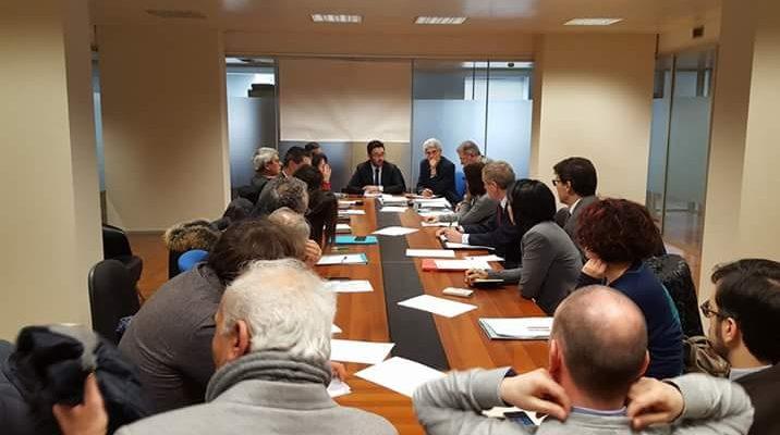 """Buschini: """"Tavolo sulla qualità aria Valle del Sacco, i comuni nomineranno referenti tecnici per strategie da condividere contro l'inquinamento"""""""