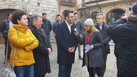 """Buschini: """"In consiglio proposta di legge per valorizzazione complessi architettonici e culturali del Lazio"""""""