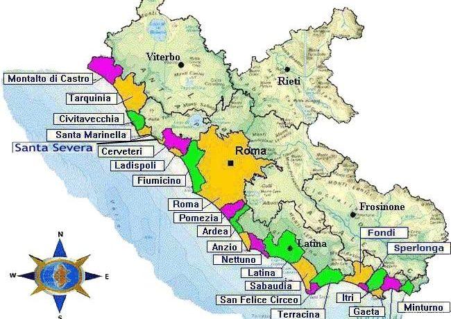 """Buschini: """"Su sito Arpa monitoraggio istantaneo acque delle aree balneabili del Lazio"""""""