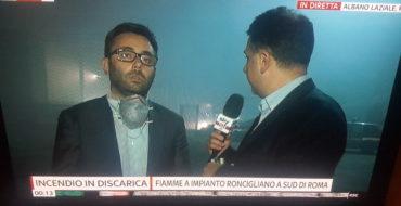 """Buschini: """"Su Roncigliano situazione sotto controllo, Arpa e Asl a lavoro per rilevamento dati aria e acqua"""""""