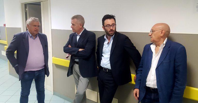 """Buschini: """"Operativo il nuovo reparto di degenza infermieristica ad Anagni"""""""
