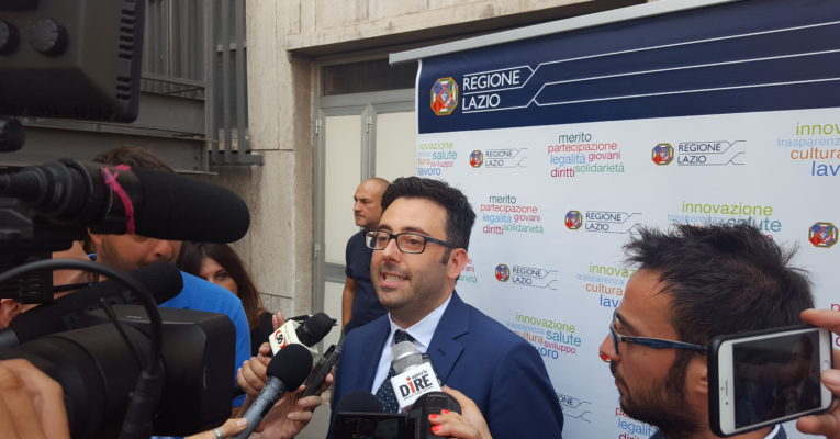 "Buschini: ""Area interna Valle di Comino, approvazione definitiva"""