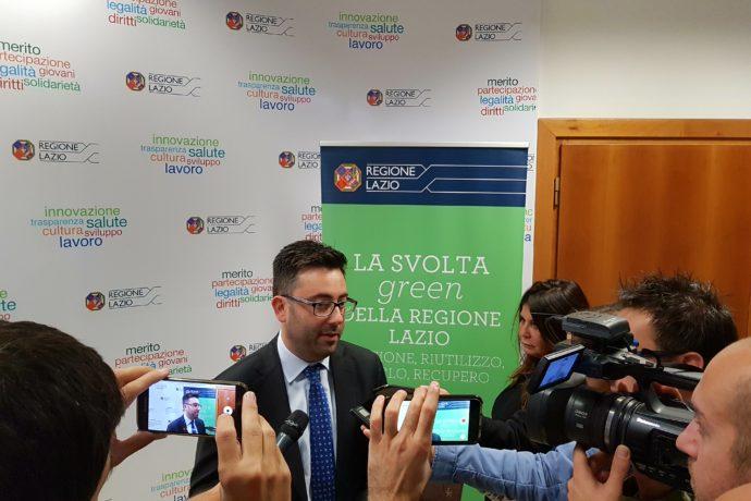 """Buschini: """"Continua la svolta green, 5 milioni ai comuni per interventi su qualità dell'aria"""""""