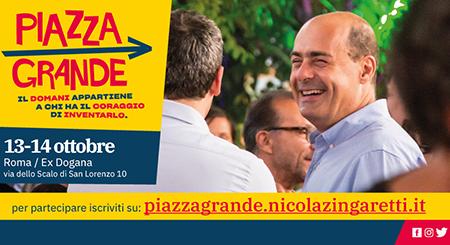 """Pd, Buschini: """"Sabato 13 e domenica 14 presenti con amministratori e cittadini a Piazza Grande"""""""