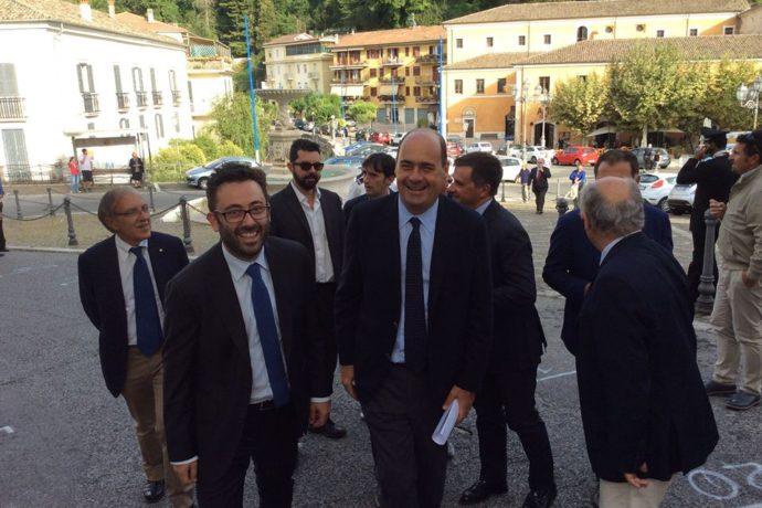 """Buschini: """"In arrivo progetto 'Scuola di squadra', 1 milione agli istituti per attrezzature sportive"""""""