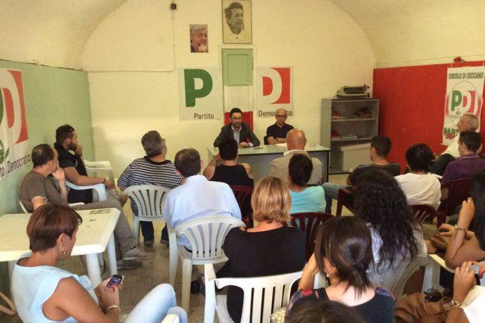 Ceccano: Contratto di ricollocazione, incontro con Buschini