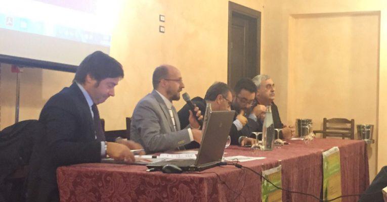 """Fontana Liri – """"Agricoltura sociale e PSR: prospettive e normative"""": l'on. Buschini e il sindaco Sarracco hanno incontrato i cittadini"""