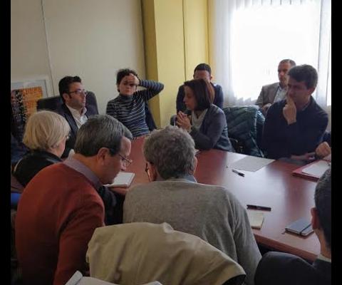 """Incontro in Regione tra l'Assessore Buschini e i commissari dei Parchi del Lazio: """"Incontro costruttivo, percorso condiviso per valorizzare queste realtà"""""""