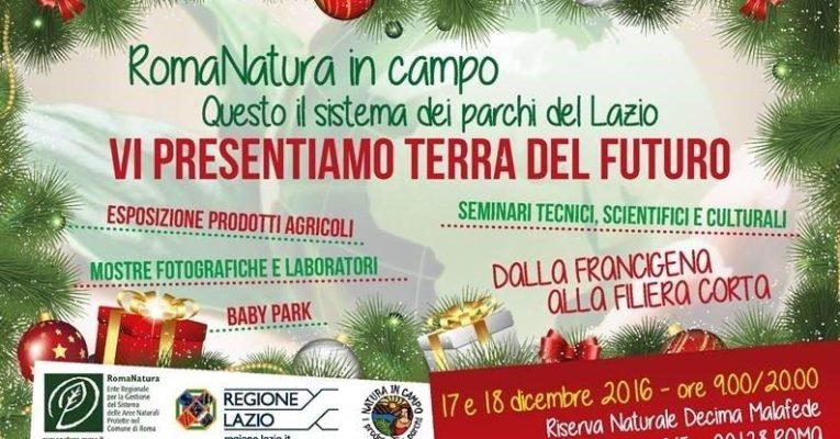 Regione – 17 – 18 dicembre Terra del Futuro: agricoltura, convegni, laboratori
