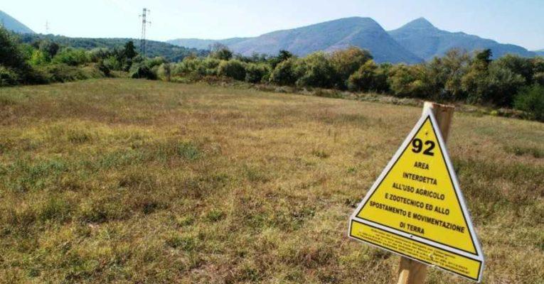 """Buschini: """"Dalla Giunta ok alla fitodepurazione per contrastare inquinamento Valle del Sacco"""""""