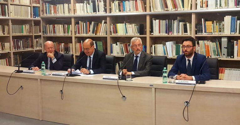 Regione, firmato protocollo contro reati ambientali