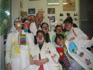 Clownterapia, approvata legge dalla commissione Salute del Lazio